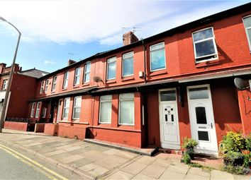 Thumbnail 3 bed terraced house to rent in Poulton Road, Wallasey