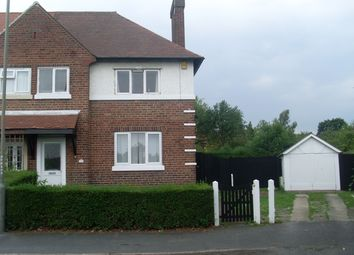 Thumbnail 3 bedroom semi-detached house to rent in Caxton Street, Derby