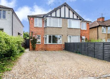3 bed semi-detached house for sale in Stanhope Road, Reading, Berkshire RG2