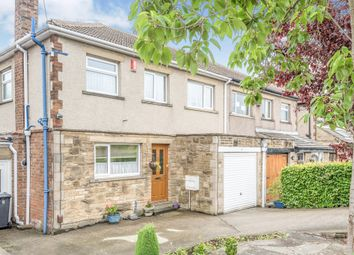 Thumbnail 4 bed semi-detached house for sale in Denbrook Avenue, Tong, Bradford