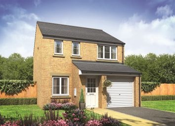"Thumbnail 3 bed semi-detached house for sale in ""The Rufford"" at Heol Llwyn Bedw, Hendy, Pontarddulais, Swansea"