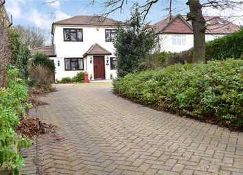 Thumbnail 5 bedroom detached house for sale in Birchwood Road, Wilmington, Kent