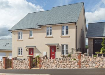 "Thumbnail 2 bed semi-detached house for sale in ""Tiverton"" at Windsor Avenue, Newton Abbot"