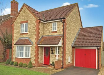Thumbnail 3 bed detached house for sale in Paddock Mews, Longworth, Abingdon