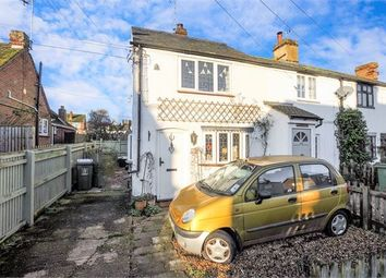 Thumbnail 2 bed cottage for sale in Quainton Road, Waddesdon, Buckinghamshire.