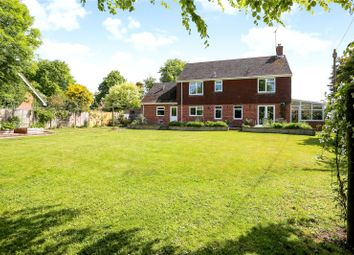 Thumbnail 4 bed detached house for sale in Stanton St. Bernard, Marlborough, Wiltshire