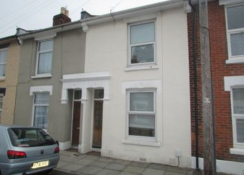 Thumbnail 2 bedroom terraced house to rent in Station Road, Portsmouth