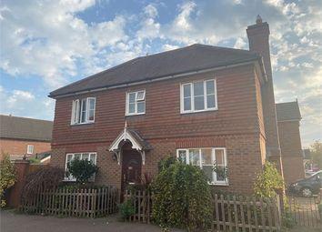 Gavin Way, Highwoods, Colchester CO4. 3 bed detached house