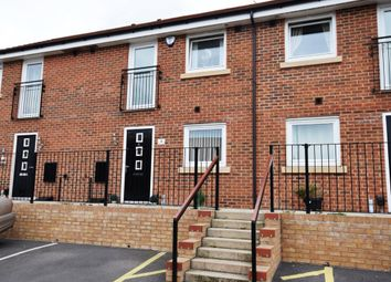 Thumbnail 1 bed town house for sale in Morris Road, Castleford, West Yorkshire