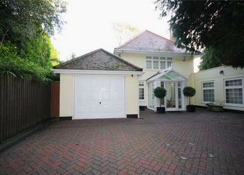 Thumbnail 4 bedroom detached house for sale in Burton Road, Branksome Park, Poole, Dorset