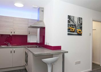 Thumbnail 1 bed flat to rent in Emmanuel House, Studio 8, 179 North Road West, Plymouth