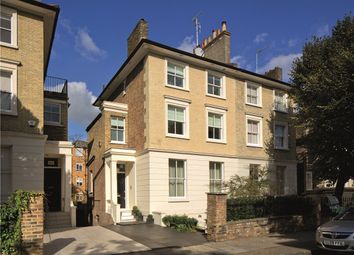 Thumbnail 5 bed semi-detached house to rent in Clifton Hill, St John's Wood, London