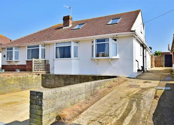 Thumbnail 4 bed bungalow for sale in Fairlight Avenue, Telscombe Cliffs, Peacehaven, East Sussex