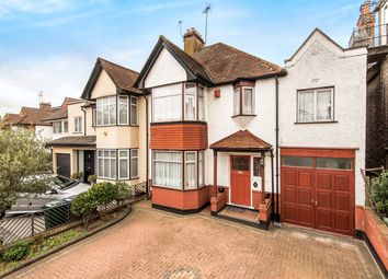 Thumbnail 4 bed property for sale in Hervey Close, London