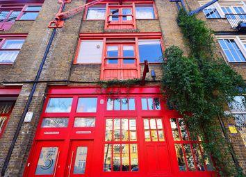 Thumbnail Studio to rent in Fanshaw Street, London