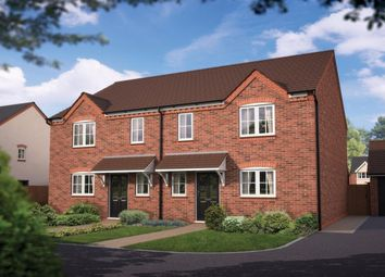 Thumbnail 3 bedroom semi-detached house for sale in Haughton Road, Shifnal