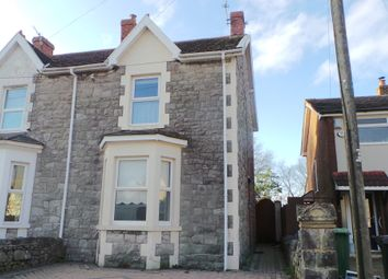 2 bed end terrace house to rent in Castle Road, Weston-Super-Mare BS22