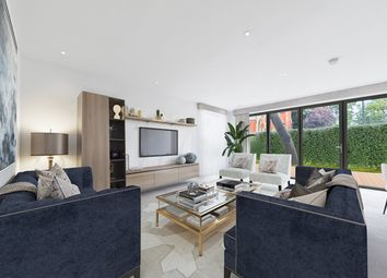 """Thumbnail 4 bed semi-detached house for sale in """"31 Kidderpore Avenue"""" at 27 Kidderpore Avenue, Hampstead, London"""