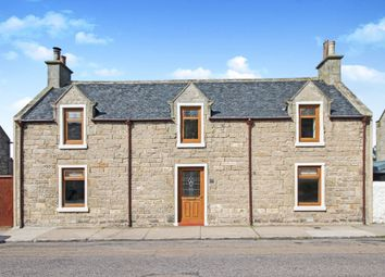 Thumbnail 3 bed detached house to rent in Queen Street, Lossiemouth