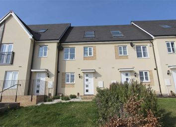 Thumbnail 3 bed town house for sale in Osprey Drive, Leighton Buzzard
