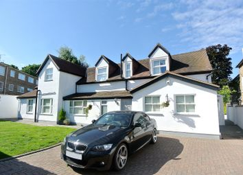 Thumbnail 3 bed detached house for sale in Princes Road, Weybridge