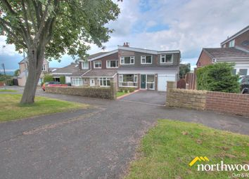 Thumbnail 4 bed semi-detached house for sale in Riding Dene, Mickley