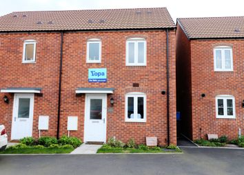 Thumbnail 3 bedroom semi-detached house for sale in Dominion Court, Newport