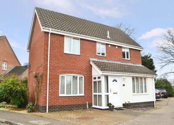 Thumbnail 3 bedroom detached house for sale in Cranes Meadow, Harleston