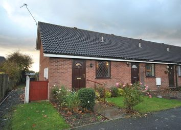 Thumbnail 1 bed terraced bungalow to rent in Blakemere Close, Whitchurch, Shropshire
