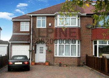 Thumbnail 4 bed semi-detached house for sale in Tewkesbury Gardens, London