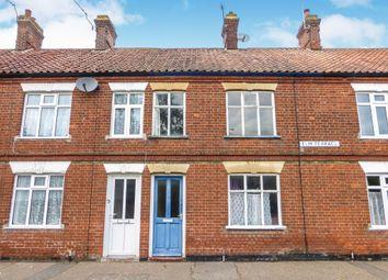 Thumbnail 3 bedroom terraced house for sale in Elm Terrace, Wymondham