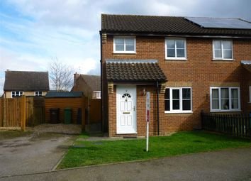 Thumbnail 3 bedroom property to rent in Nicholas Hamond Way, Swaffham