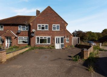 Thumbnail 3 bed detached house for sale in Flatt Road, Nutbourne, Chichester, West Sussex