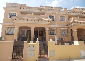 Thumbnail 3 bed town house for sale in 3 Bedroom Townhouse, Villamartin, Alicante, 03189
