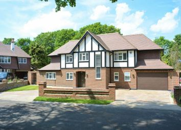 Thumbnail 5 bed detached house for sale in The Green, Epsom