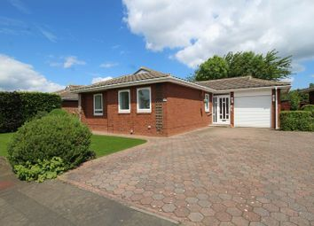 Thumbnail 3 bed detached bungalow for sale in Askrigg Avenue, Wallsend