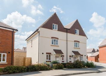 Thumbnail 3 bed property for sale in Whittington Crescent, Wantage