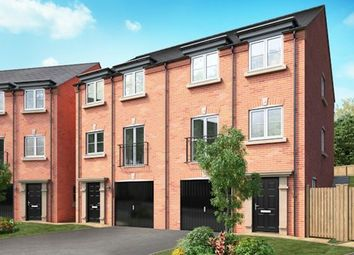 Thumbnail 3 bedroom semi-detached house for sale in The Worsley, The Forge, Brades Rise, Oldbury