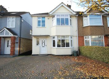 Thumbnail 3 bed semi-detached house for sale in Boscombe Avenue, Hornchurch