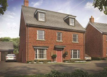 Thumbnail 5 bedroom detached house for sale in The Green, Ullesthorpe, Lutterworth