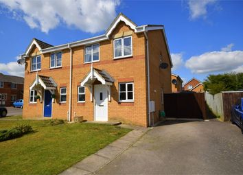 Thumbnail 2 bed semi-detached house for sale in Moors Close, Deanshanger, Milton Keynes, Northamptonshire