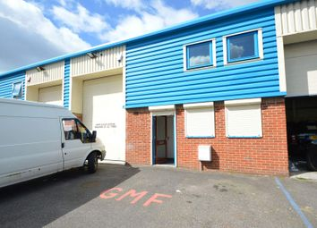 Thumbnail Warehouse to let in Unit 11, Slader Business Park, Poole