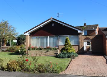 Thumbnail 2 bed bungalow for sale in Foxglove Road, Newthorpe