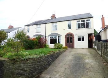 Buxton Old Road, Disley, Stockport, Cheshire SK12. 4 bed semi-detached house for sale