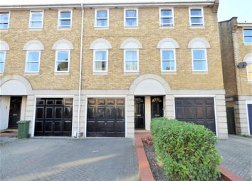 Thumbnail Town house to rent in Vicarage Drive, Rectory Road, Beckenham