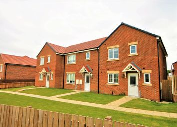 Thumbnail 3 bed town house for sale in Twizell Burn Walk, Chester Le Street