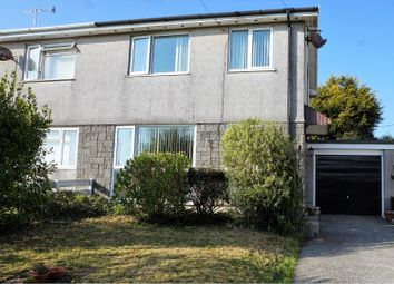 Thumbnail 3 bed semi-detached house for sale in Lower Lamphey Road, Pembroke