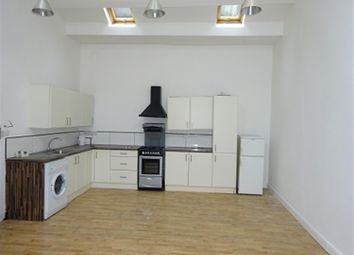 Thumbnail 2 bed flat to rent in Town Street, Batley