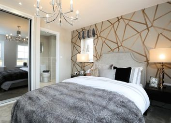 """Thumbnail 4 bed detached house for sale in """"Halstead"""" at Gold Furlong, Marston Moretaine, Bedford"""