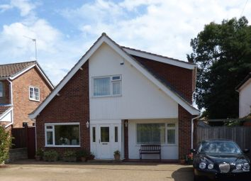 Thumbnail 4 bedroom detached house for sale in Corton Road, Lowestoft